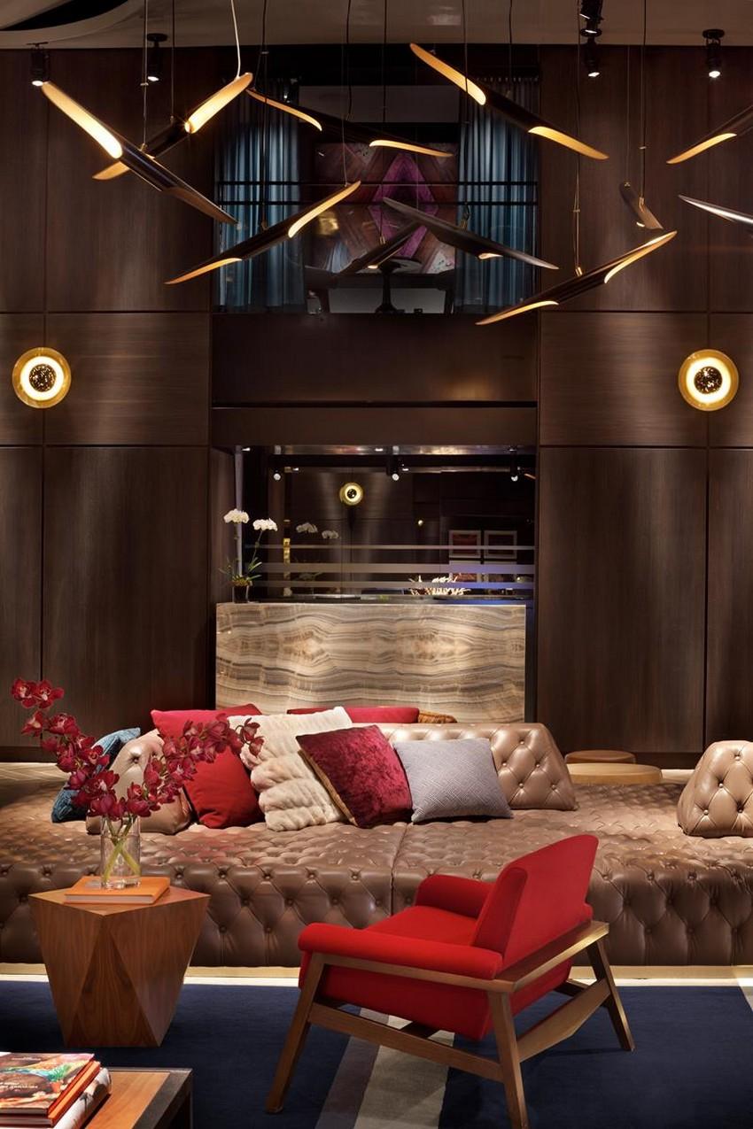 бутик-отели  Топ-10: Лучшие бутик-отели мира Boutique Hotel Fall in Love for the Sophisticated Paramount Hotel NYC 5