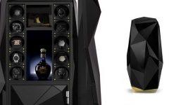 Дизайнерские сейфы Изысканные дизайнерские сейфы для домашнего хранения black diamond1 240x150