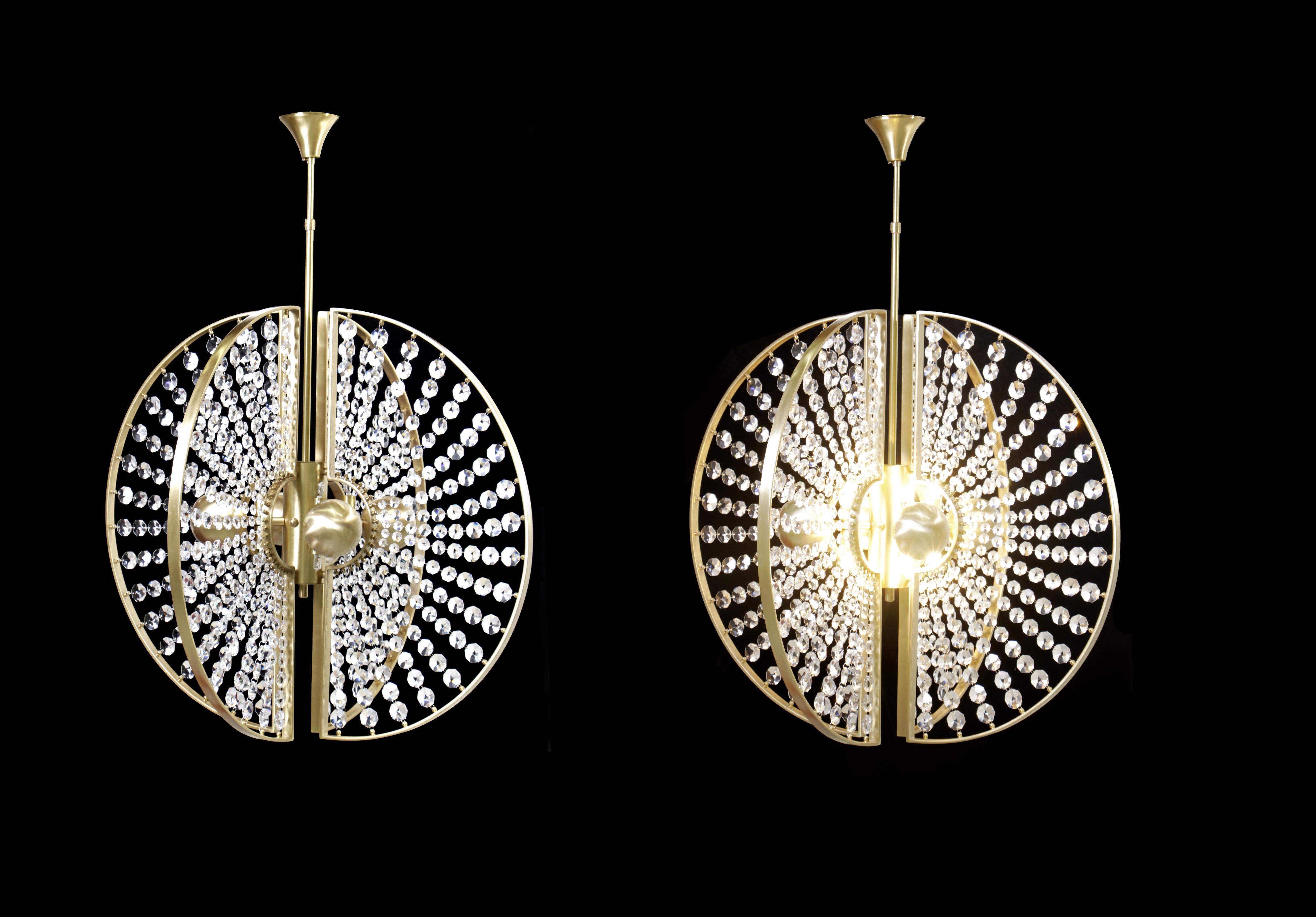 roxy-chandelier-5 KOKET Эксклюзивное интерьвью с основателем KOKET Джанет Мораиш roxy chandelier 5