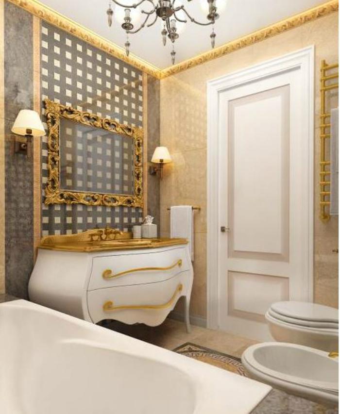 Ванная комната  Ванная комната по Знаку Зодиака Capturar