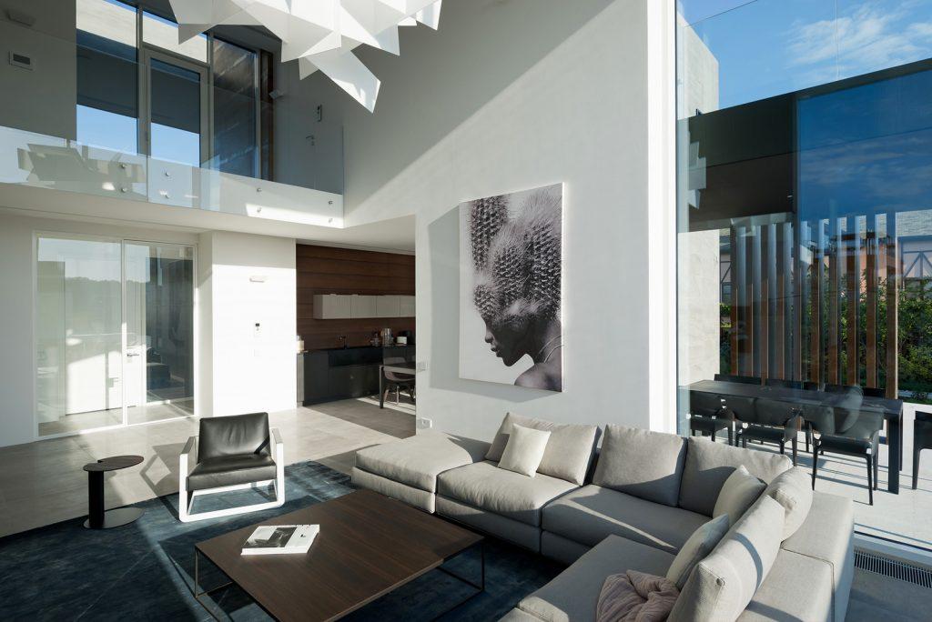 Дизайн загородного дома от Александры Федоровой дизайн загородного дома Дизайн загородного дома от Александры Федоровой Fedorova 8 1024x684