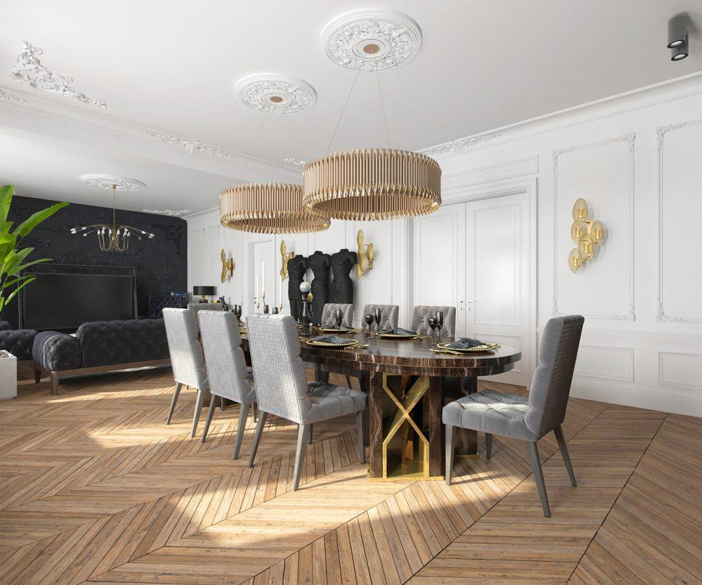 Квартира для художника - 3 варианта дизайна Квартира для художника Квартира для художника - 3 варианта дизайна Zhyltsov Dmitriy 4