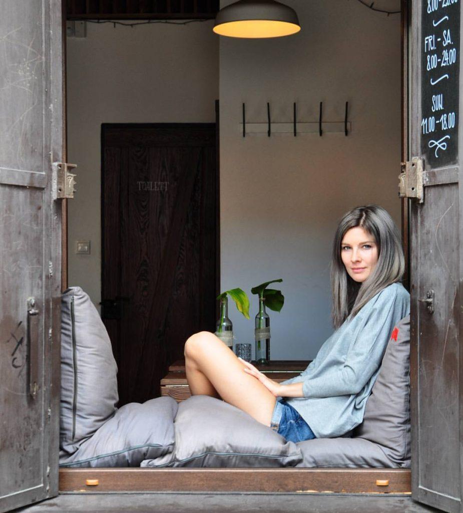 Алена Макагон - серый цвет в современном интерьере