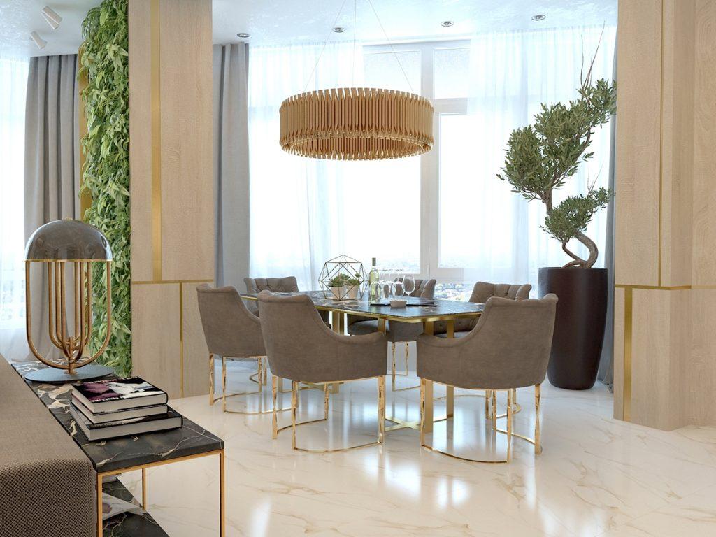 Мрамор в интерьере - 3 совета от дизайнеров Мрамор в интерьере Мрамор в интерьере - 3 совета от дизайнеров Alexandra Shokarova Kyiv 2