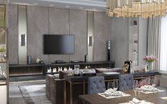 Роскошный интерьер Роскошный интерьер от FullHouseDesign FullHouseDesign 1 240x150