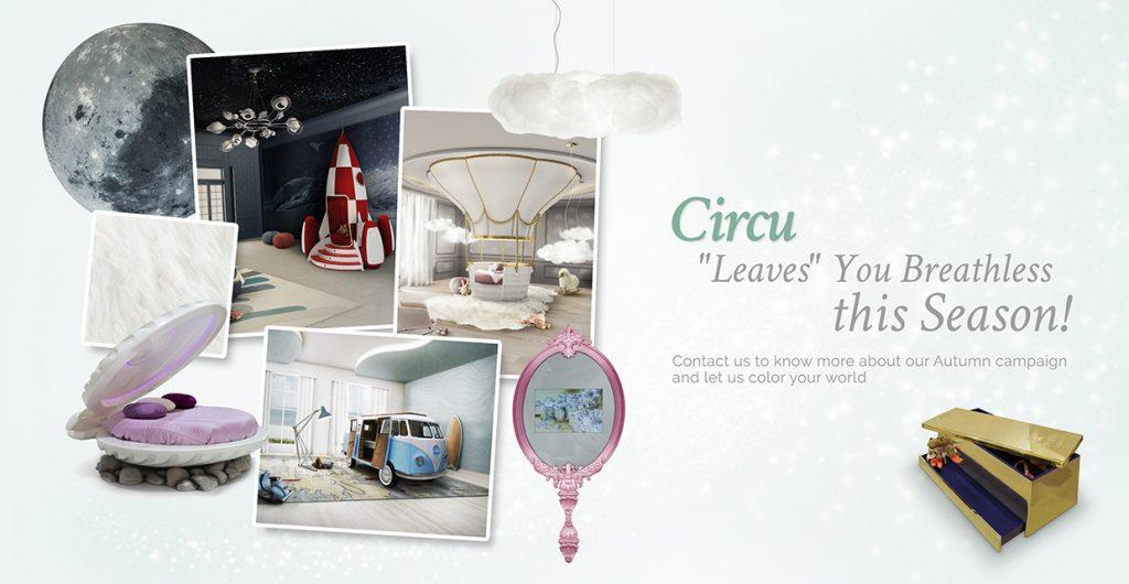 circu-magical-furniture-autumn-campaign Интерьер детской комнаты Интерьер детской комнаты в стиле Disneyland - 7 идей для вдохновения circu magical furniture autumn campaign