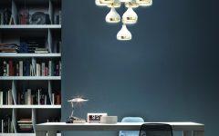 Дизайн офиса Дизайн офиса в современном стиле delightfull hanna suspension hanging pendant classic multi light lamp living room 240x150