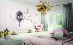 Интерьер детской комнаты Интерьер детской комнаты в стиле Disneyland – 7 идей для вдохновения magical mirror circu 240x150
