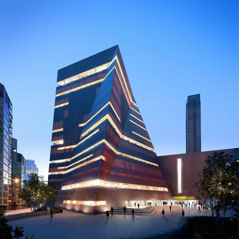 Топ 20 Топ 20 Топ 20 архитекторов и дизайнеров 2016 года new tate modern 01