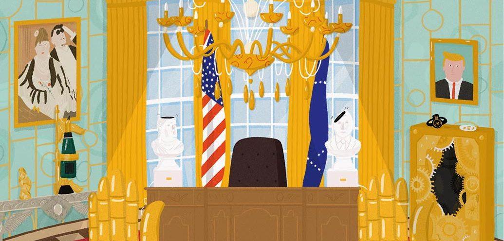 Дональд Трамп Дональд Трамп Добро пожаловать в Камелот: штрихи в дизайне, которые любит Дональд Трамп 00 shamelot 1 e1484741587789