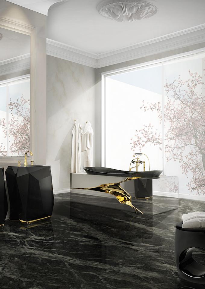 Роскошная ванная комната - 7 дизайнерских идей Роскошная ванная комната Роскошная ванная комната - 7 дизайнерских идей 7 luxury bathroom ideas for 2016 lapiaz bathtub diamond freestand maison valentina