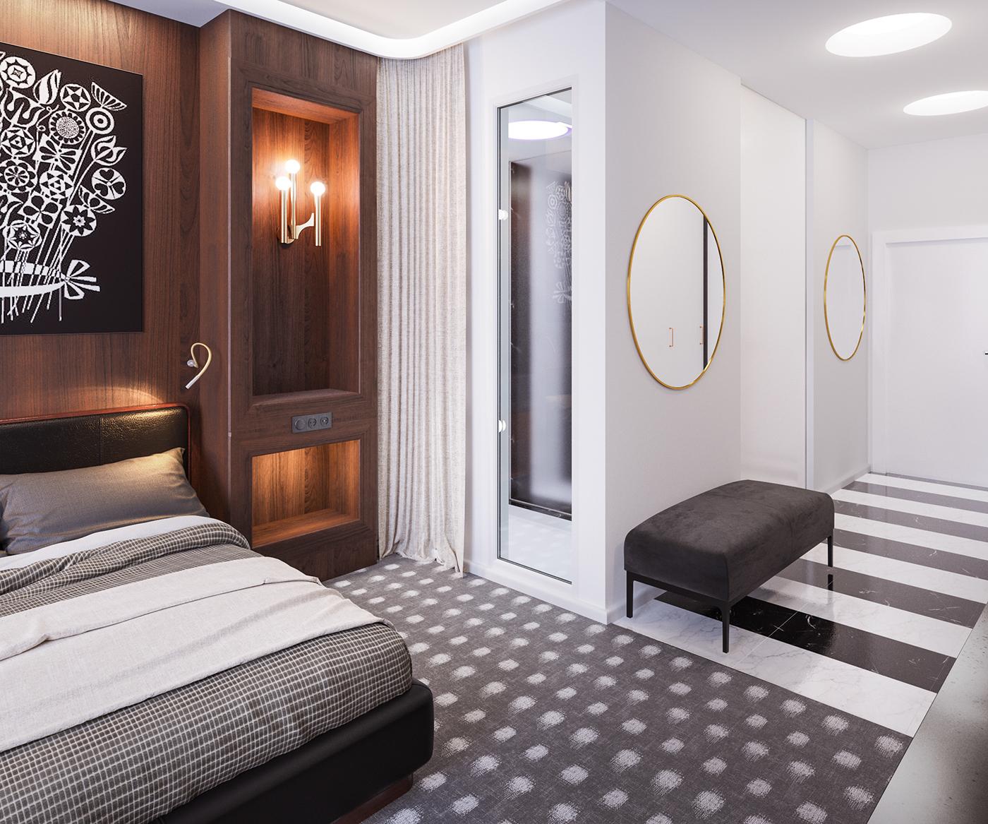 Роскошная квартира Роскошная квартира Роскошная квартира от дизайнера Ольги Ермолиной 7487d734905039
