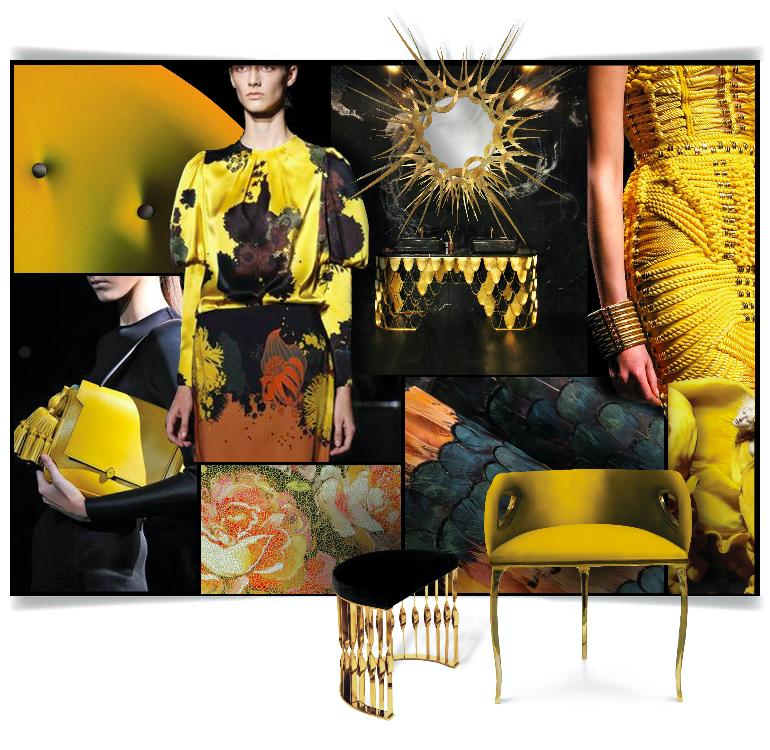 Модные цвета 2017 Модные цвета 2017 Модные цвета 2017 по мнению самого утонченного бренда KOKET The KOKET Color Trends for 2017 7
