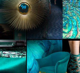 Модные цвета 2017 по мнению самого утонченного бренда KOKET