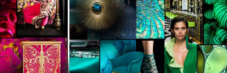 Модные цвета 2017 Модные цвета 2017 Модные цвета 2017 по мнению самого утонченного бренда KOKET The KOKET Color Trends for 2017 feature image