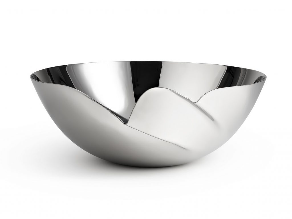 По следам Maison et Objet 2017 - коллекция Заха Хадид Заха Хадид По следам Maison et Objet 2017 - коллекция Заха Хадид ZHD Serenity Bowl Large