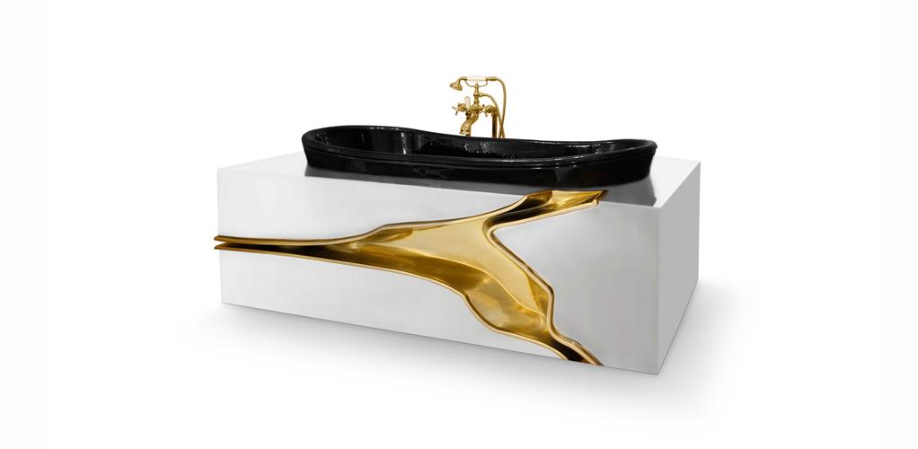 1 Роскошная ванная комната Роскошная ванная комната - 7 дизайнерских идей lapiaz bathtub 2