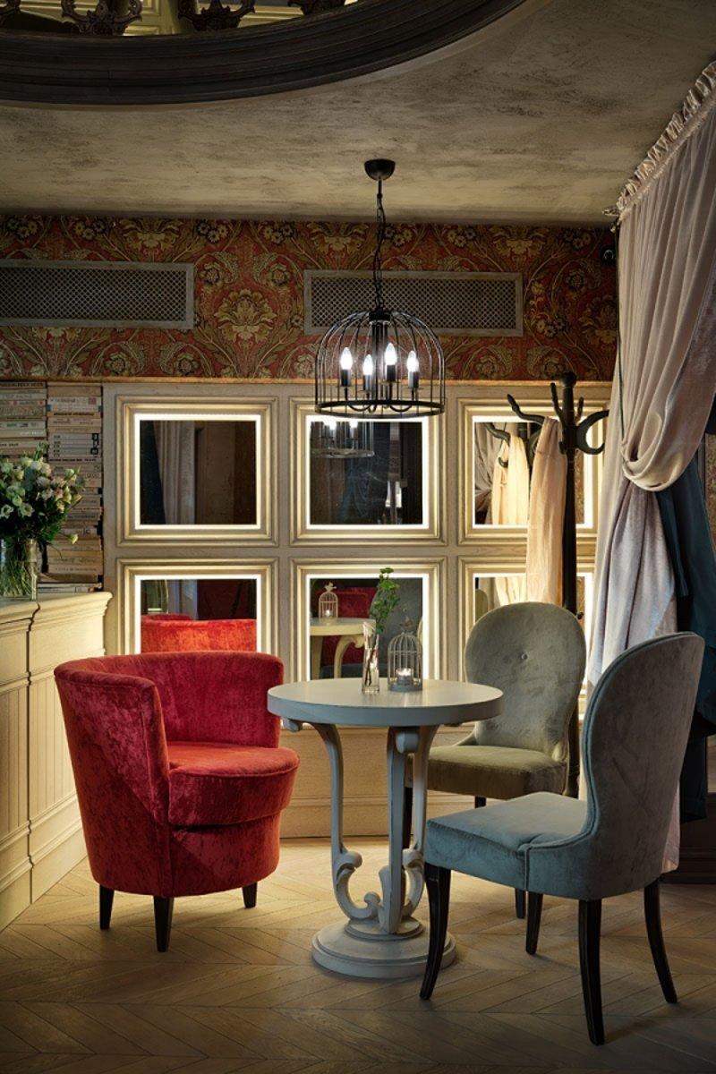 интерьерный проект интерьерный проект Литературное кафе во Львове – интерьерный проект студии ARS-IDEA max 20161127135738680