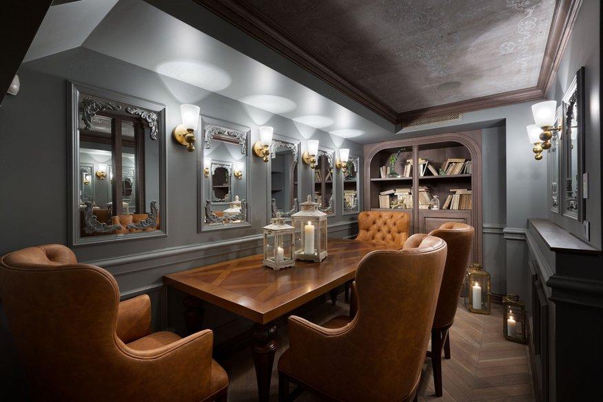 интерьерный проект интерьерный проект Литературное кафе во Львове – интерьерный проект студии ARS-IDEA max 20161127135751571