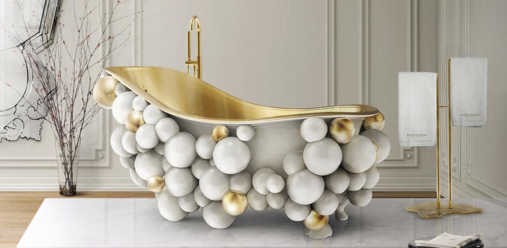 Роскошная ванная комната - 7 дизайнерских идей Роскошная ванная комната Роскошная ванная комната - 7 дизайнерских идей newton bathtub 6