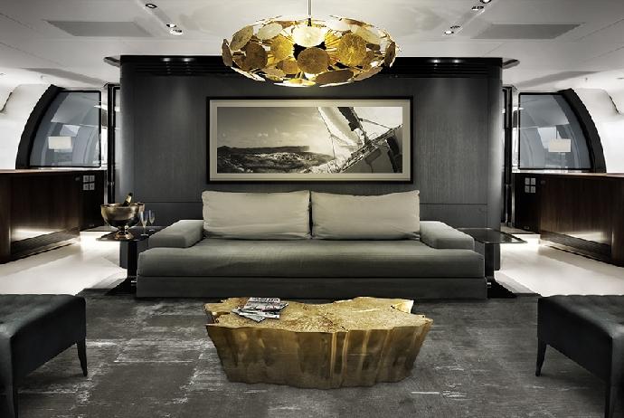 Идеи кофейных и боковых столиков Идеи кофейных и боковых столиков, которые вы сразу полюбите Bedroom Boca do Lobo 07