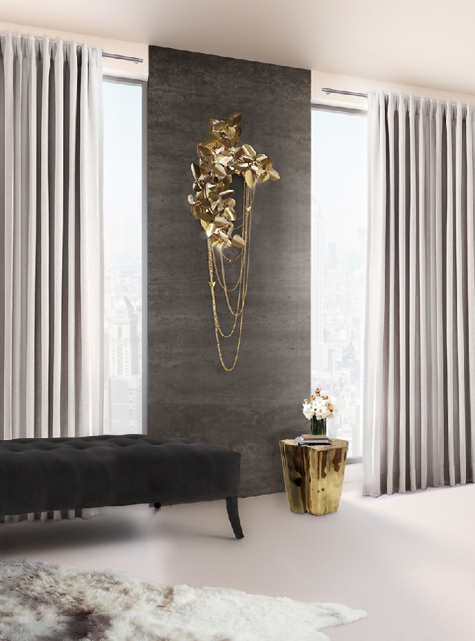 Идеи кофейных и боковых столиков Идеи кофейных и боковых столиков Идеи кофейных и боковых столиков, которые вы сразу полюбите Bedroom Luxxu 02