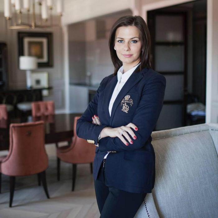 Лучшие дизайнеры России Лучшие дизайнеры России - Полина Пидцан