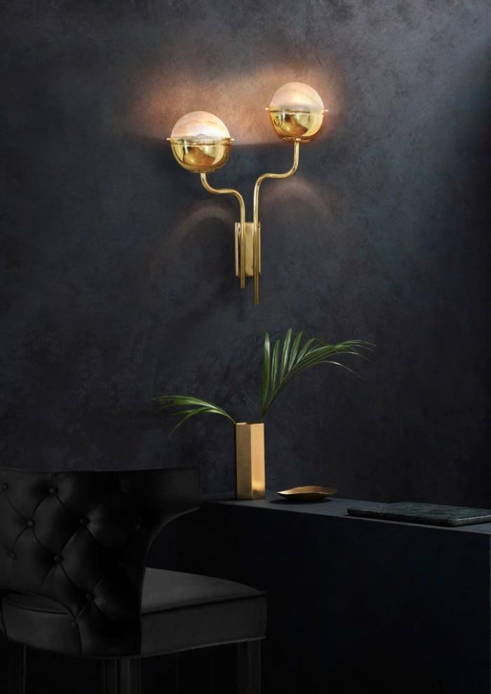 дизайнерские светильники - 14 дизайнерских светильников 25 дизайнерских светильников, которые будут в тренде в 2017 году            2017 8