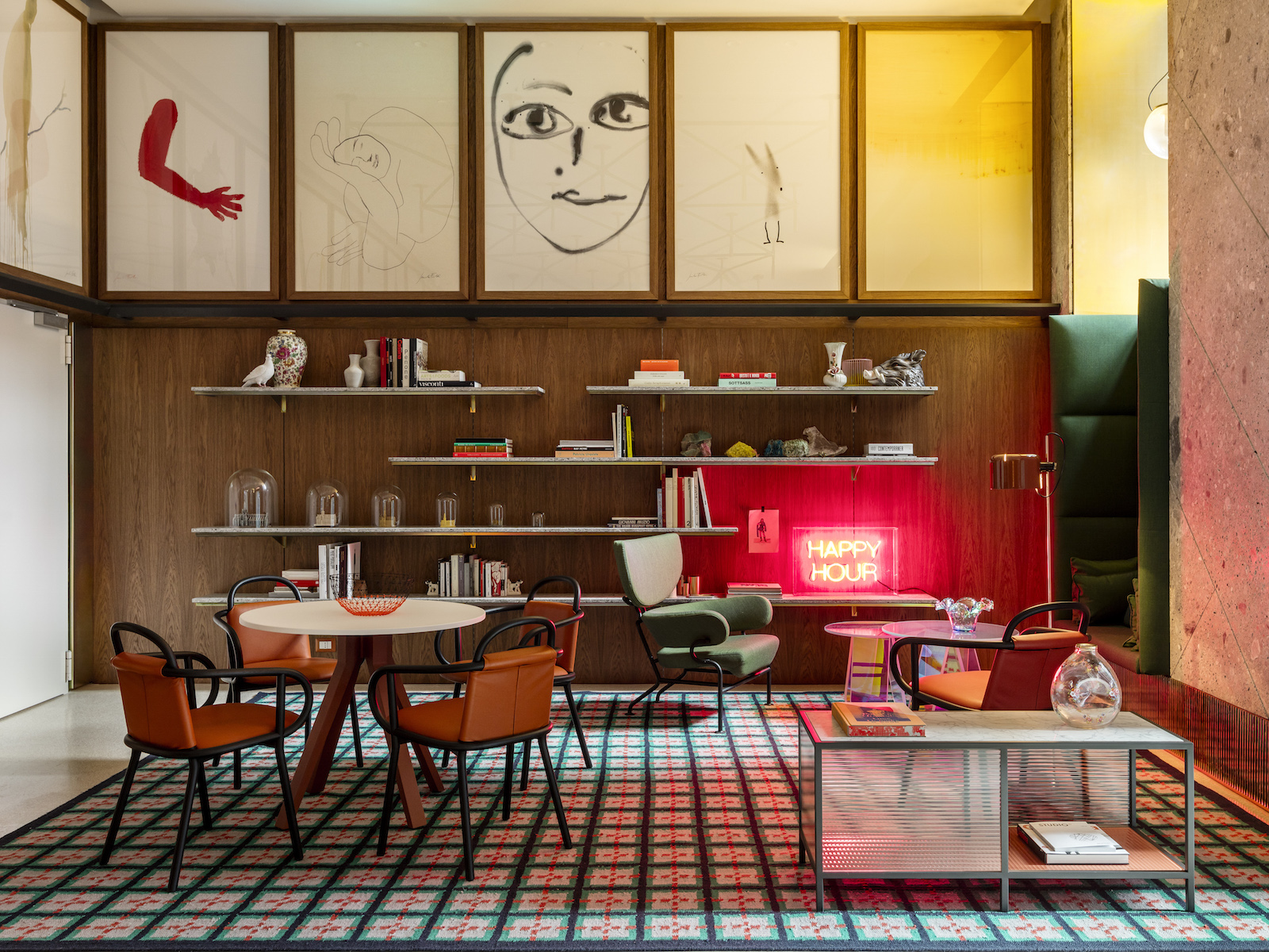 iSaloni 2017 - 5 лучших дизайн-отелей Милана