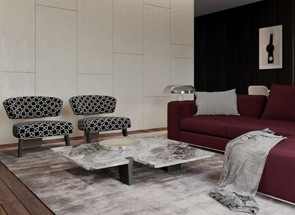 квартира в Алматы 4 квартира в Алматы Шикарная квартира в Алматы по проекту ATO STUDIO 10 2