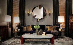 25 лучших настенных зеркал 25 лучших настенных зеркал от ведущих мировых брендов и дизайнеров! 2 6 240x150