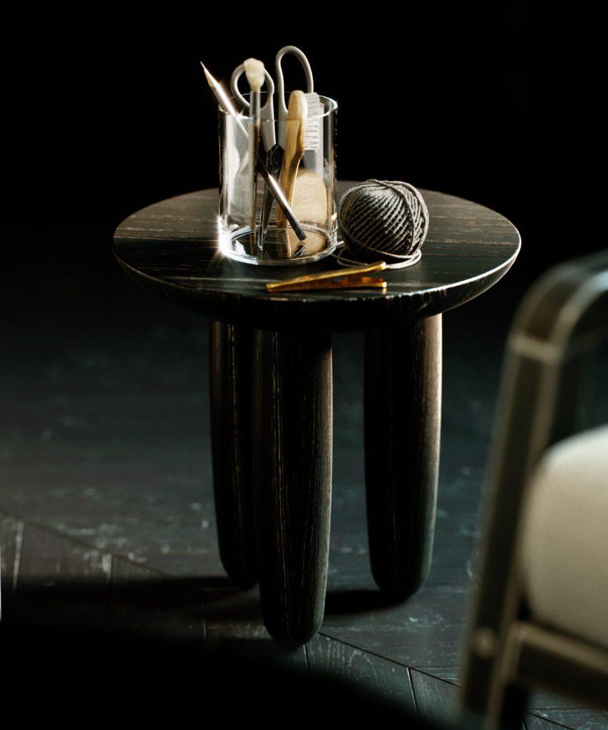 коллекция мебели FAINA коллекция мебели в стиле этноминимализм 5
