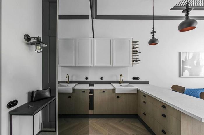 Современная квартира Современная квартира в Вильнюсе от студии Interjero Architektūra 7a973befeb6fc4b5l77mb3JD0cPTQb3Z