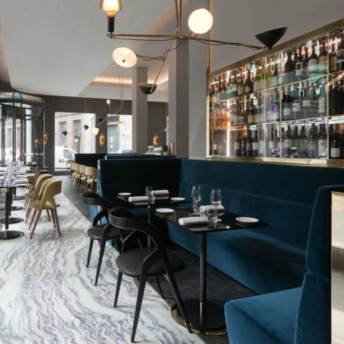 iSaloni 2017: T'a Milano ретро ресторан с эксклюзивным интерьером iSaloni 2017 iSaloni 2017: T'a Milano ретро ресторан с эксклюзивным интерьером 7b504064981012fa75e4ae7d46aa9101