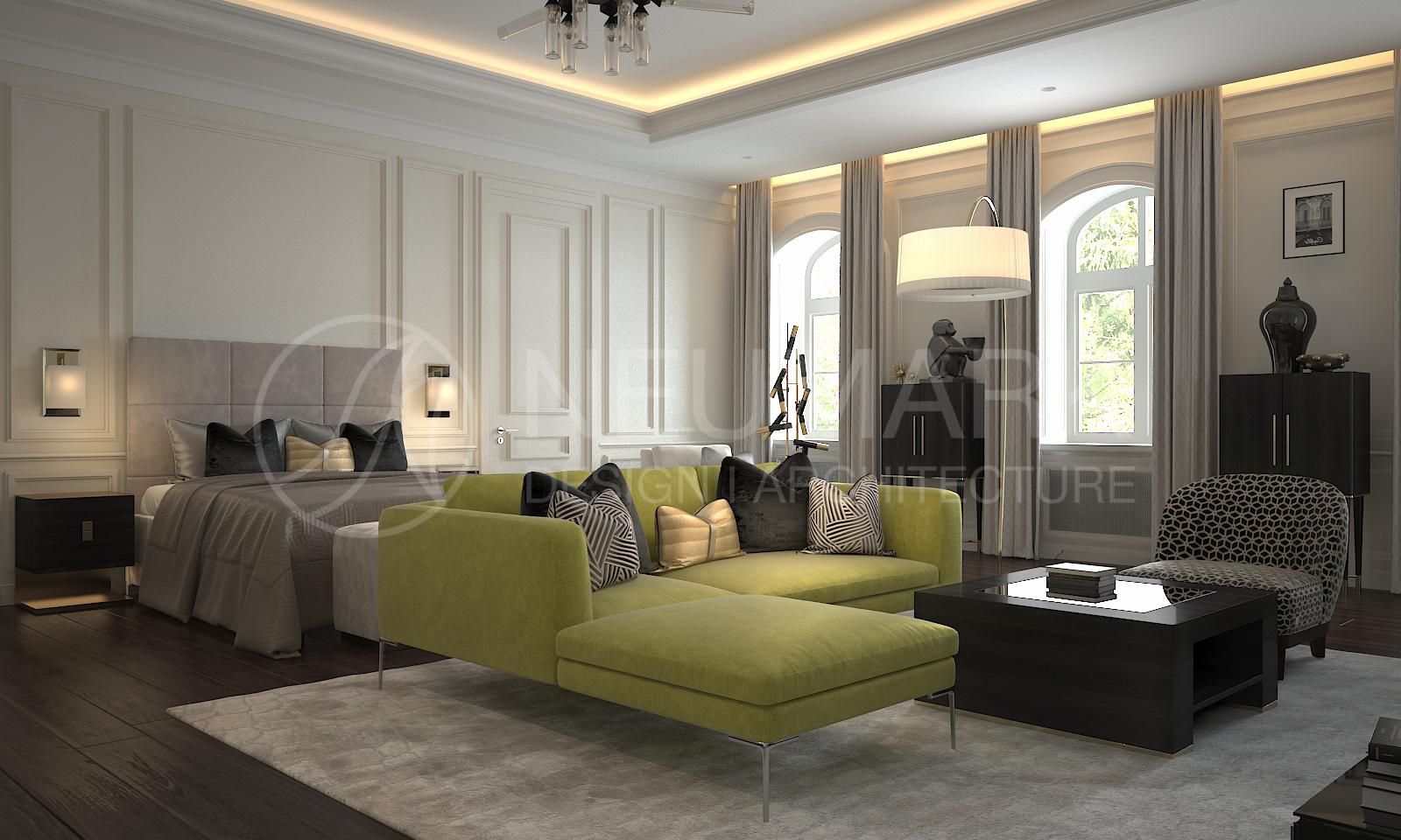 NEUMARK NEUMARK Design: Дом на Рублево-Успенском Шоссе 9 Dovil