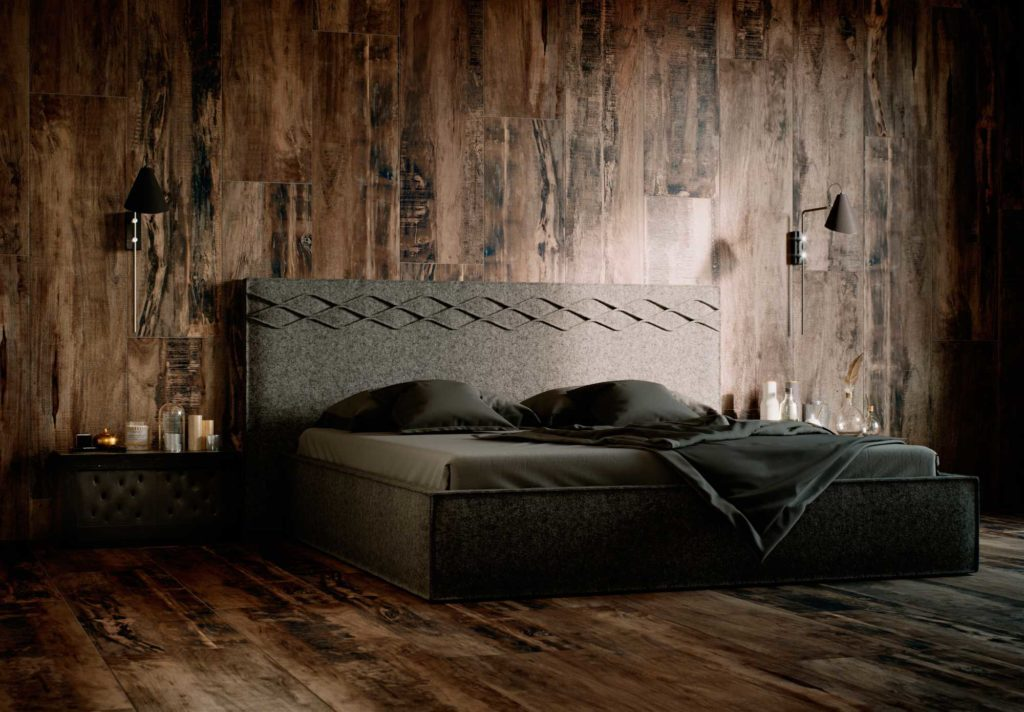 коллекция мебели FAINA коллекция мебели в стиле этноминимализм Bedstead