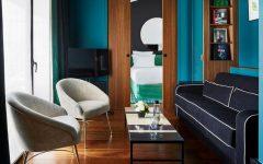 Лучшие дизайн-отели 2016 Лучшие дизайн-отели 2016 года Le Roch Hotel Spa 8 240x150