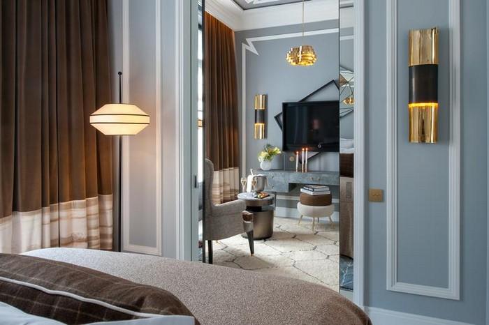 Лучшие дизайн-отели 2016 Лучшие дизайн-отели 2016 года Nolinski Paris 7