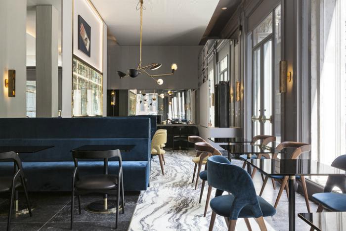 Salone del Mobile 2017: T'a Milano ретро ресторан с эксклюзивным интерьером iSaloni 2017 iSaloni 2017: T'a Milano ретро ресторан с эксклюзивным интерьером Ta Milan Italy 2015 habituallychic 004