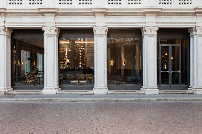 Salone del Mobile 2017: T'a Milano ретро ресторан с эксклюзивным интерьером iSaloni 2017 iSaloni 2017: T'a Milano ретро ресторан с эксклюзивным интерьером Ta Milan Italy 2015 habituallychic 018