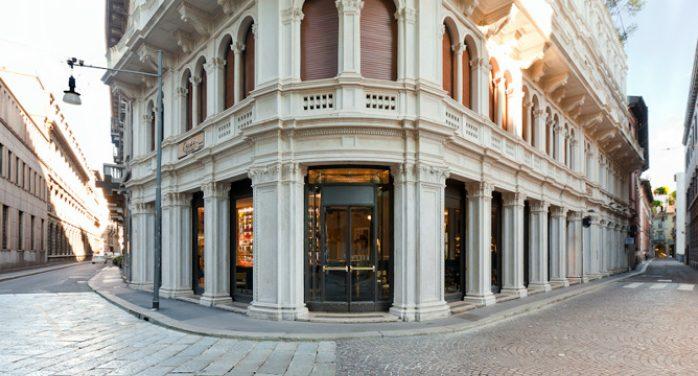 Salone del Mobile 2017: T'a Milano ретро ресторан с эксклюзивным интерьером iSaloni 2017 iSaloni 2017: T'a Milano ретро ресторан с эксклюзивным интерьером Ta Milan Italy 2015 habituallychic 020 e1490614914134