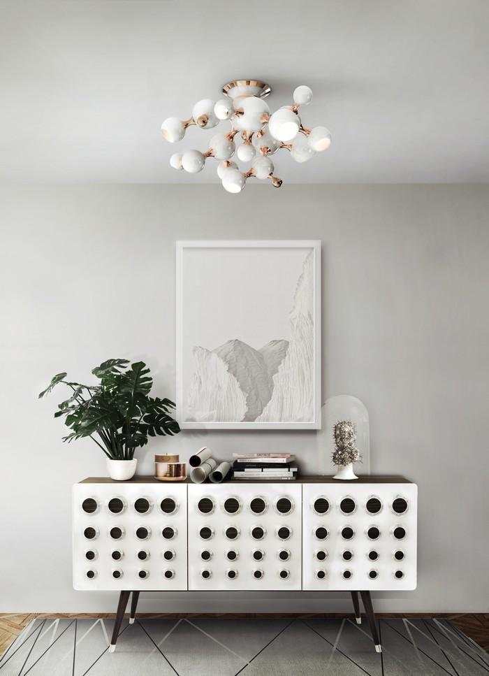 тренды освещения Актуальные тренды освещения 2017 от Марии Боровской essential home moncoles white