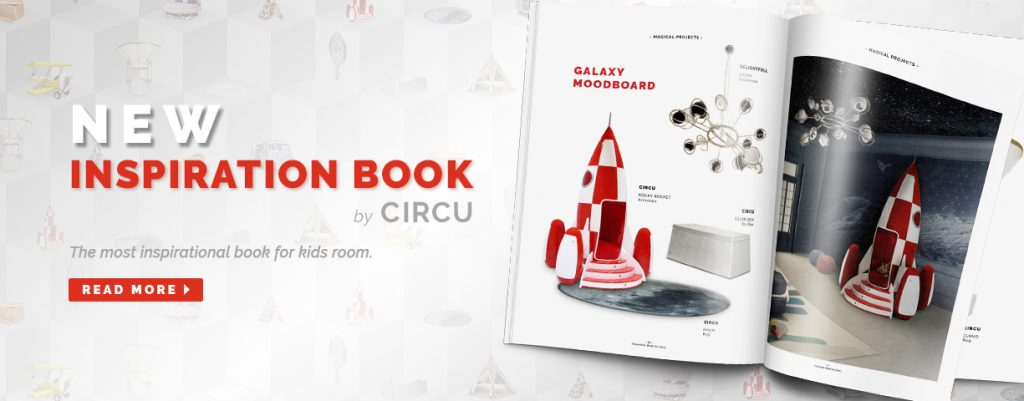 детской Мебель для детской – воплощение мечты от Circu inspirations book by circu magical furniture 1024x401