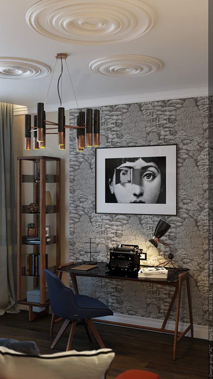 Проект квартиры Проект квартиры Проект квартиры от Станислава Белого - Покровский посад 0953c350337515