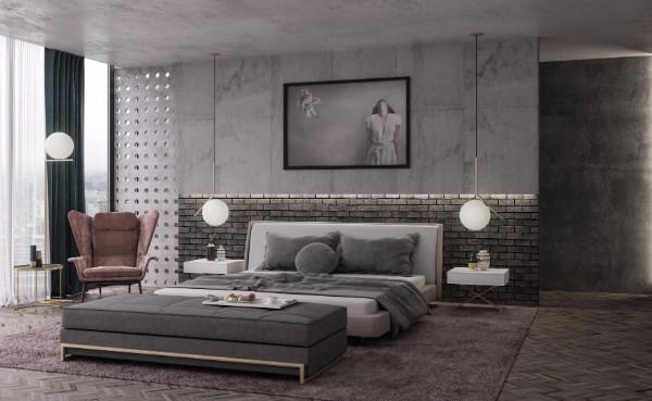 отель Urban в Лондоне 3 отель Urban Новый проект от W Design — отель Urban в Лондоне 2 1
