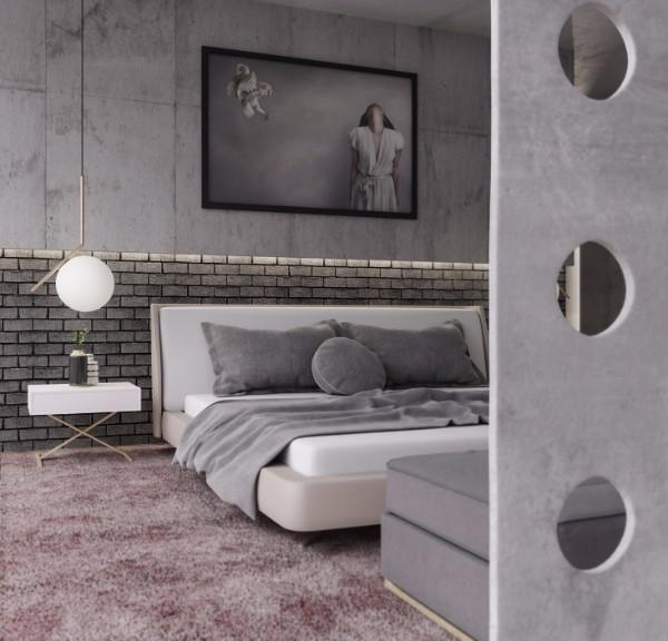 отель Urban в Лондоне 6 отель Urban Новый проект от W Design — отель Urban в Лондоне 4 1