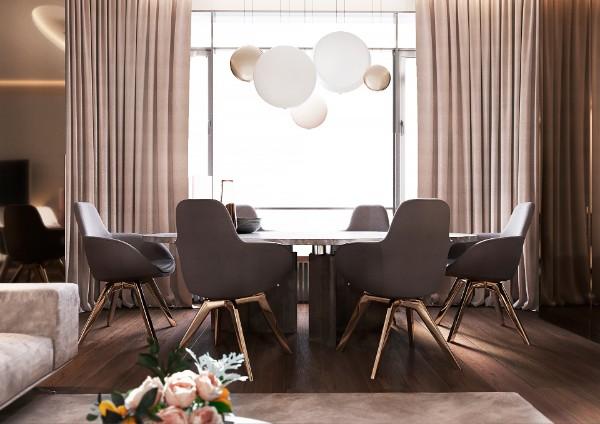 роскошные апартаменты 1 роскошные апартаменты Новые роскошные апартаменты в комплексе PecherSKY 4 3