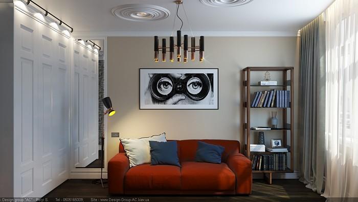 Проект квартиры Проект квартиры от Станислава Белого - Покровский посад 5b951c50337515