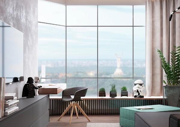 роскошные апартаменты 5 роскошные апартаменты Новые роскошные апартаменты в комплексе PecherSKY 7 2