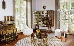оформить гостиную Как оформить гостиную: советы дизайнеров EH Living Room 24 240x150
